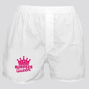 Burpees queen Boxer Shorts