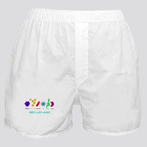 Most Wanted Boxer Shorts