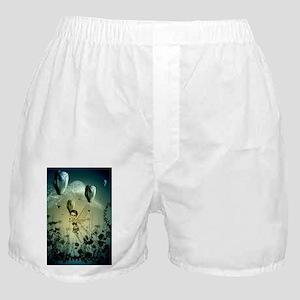 Wonderworld Boxer Shorts - CafePress