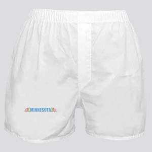 Minnesota Design Boxer Shorts