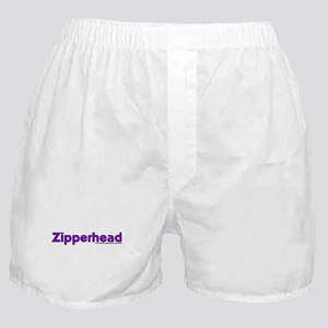 Zipperhead Boxer Shorts