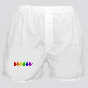 I love you - colorful Boxer Shorts