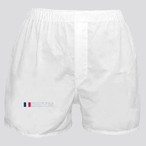 Nantes, France Boxer Shorts