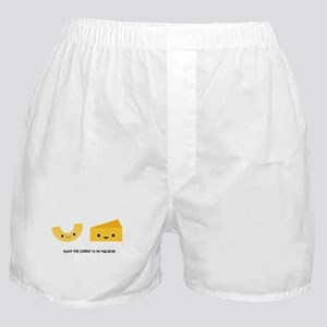 Macaroni and Cheese Boxer Shorts