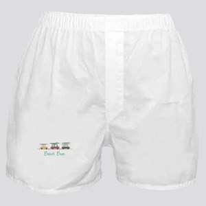 Beach Bum Boxer Shorts