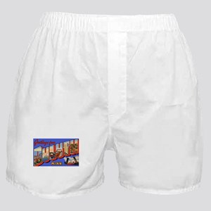 Duluth Minnesota Greetings Boxer Shorts