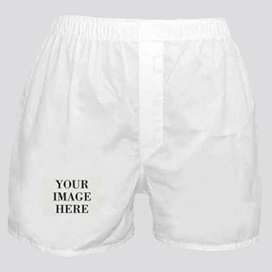 Your Photo Here Design Boxer Shorts
