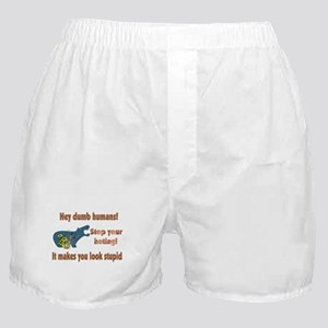 Stop Your Hating Boxer Shorts