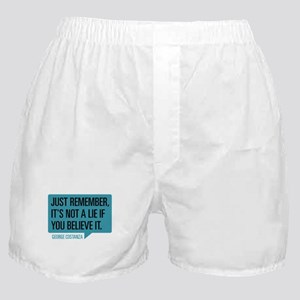 Seinfeld: George Lie Boxer Shorts
