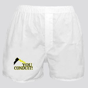 You Conduit Boxer Shorts