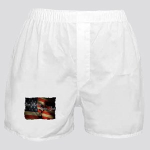 Land of the free Boxer Shorts