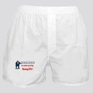 Cops are Tops. Boxer Shorts