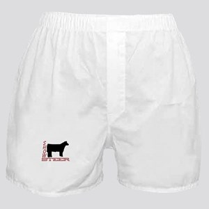 Show Steer Boxer Shorts