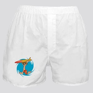 Surf's Up Boxer Shorts