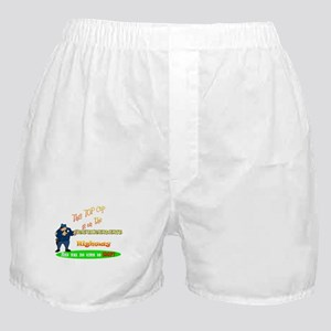 'Retirement Highway.2 :-)' Boxer Shorts
