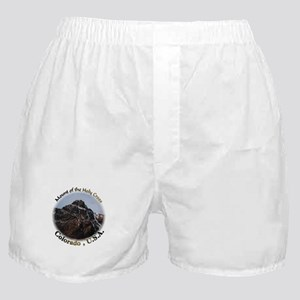Mount of the Holy Cross Color Boxer Shorts