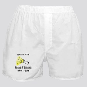 Flashlight Point O' Woods Boxer Shorts