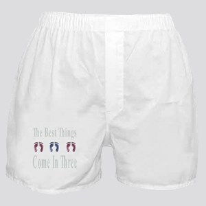 best things come in three Boxer Shorts