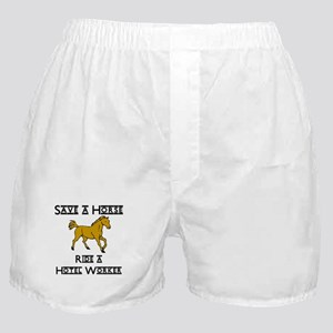 Hotel Worker Boxer Shorts