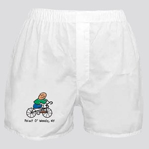 Bicycler Point O' Woods Boxer Shorts