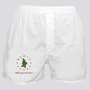 Christmas time Boxer Shorts