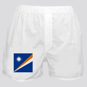 Flag of the Marshall Islands Boxer Shorts