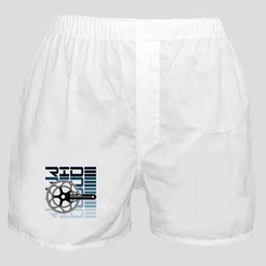 cycling-01 Boxer Shorts