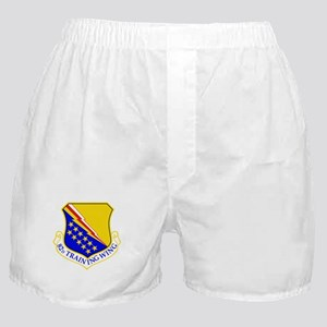 USAF Air Force 82nd Training Wing Shi Boxer Shorts