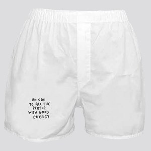 Inspire - Good Energy Boxer Shorts