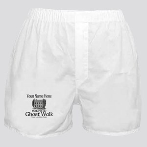 Haunted Ghost Walk Boxer Shorts