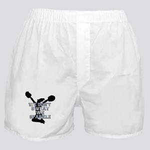 Cheerleader we sparkle Boxer Shorts