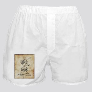 1940 Welders Goggles - Patent Boxer Shorts