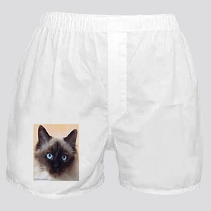 Ragdoll Cat Boxer Shorts