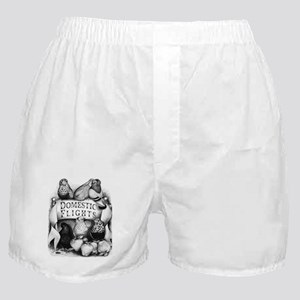 Big Apple Flight Pigeons Boxer Shorts