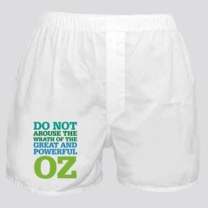 Wrath of Oz Boxer Shorts