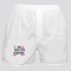 I am the Big Kahuna Boxer Shorts