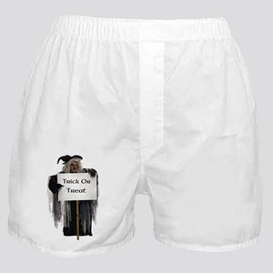 Witch Warning Boxer Shorts
