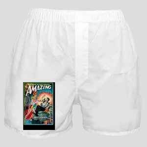 Graphic Novel Boxer Shorts