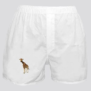 The Giraffe Boxer Shorts