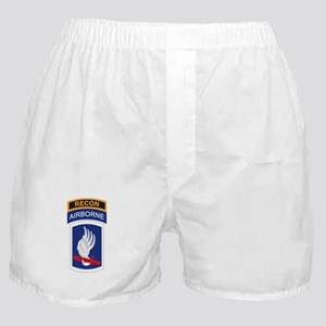173rd ABN with Recon Tab Boxer Shorts