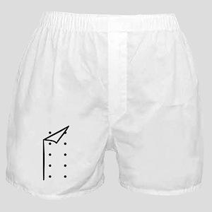 Chef uniform Boxer Shorts