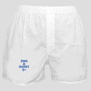 Finn and Dandy Boxer Shorts
