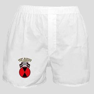 SOF - Army Ranger - 2nd Company Boxer Shorts