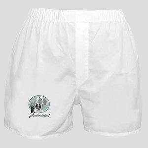 Border Collie Drive Boxer Shorts