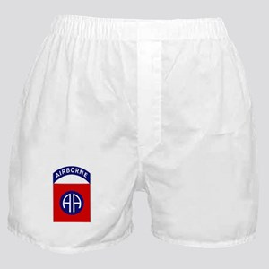 82nd Airborne Boxer Shorts