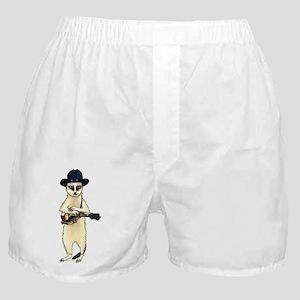 Bluegrass Meerkat Boxer Shorts