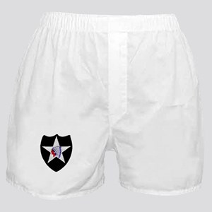 2nd INFANTRY Boxer Shorts