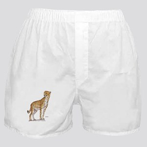 Cheetah Big Cat Boxer Shorts