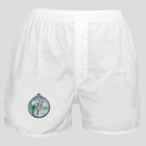 Swan Lake Globe Boxer Shorts