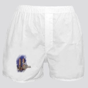 September 11, we will never forget - Boxer Shorts